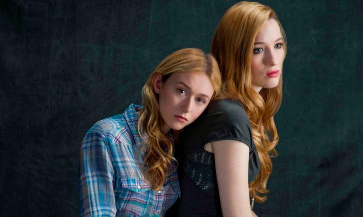 Camille e Lena americanas